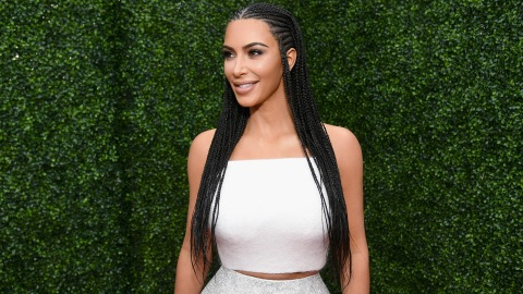 Blac Chyna Complimented Kim Kardashian's 'Racist' Hairstyle | StyleCaster