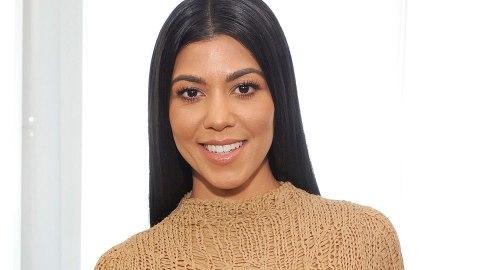Kourtney Kardashian Loves Herself and Isn't Ashamed to Show It | StyleCaster