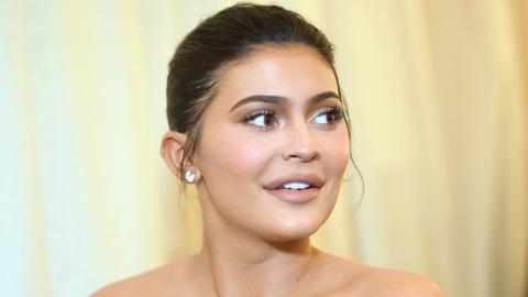 Kylie Jenner Looks Adorable in Her First-Ever Pair of Glasses | StyleCaster
