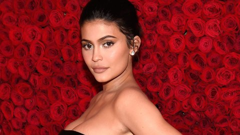 Kylie Jenner's Sunday Service Ponytail Paid Homage to Easter...and Coachella | StyleCaster