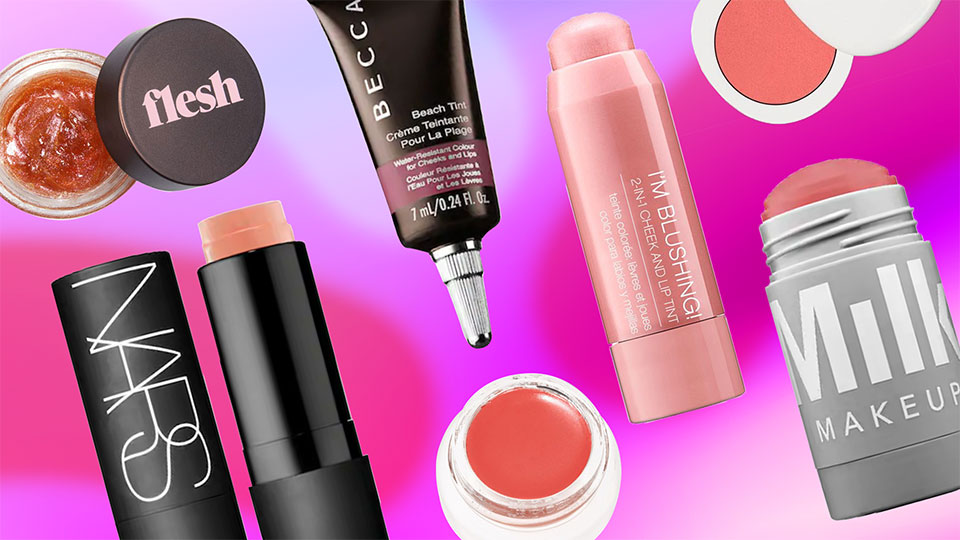 The Buzziest Lip and Cheek Tints for Multitaskers Low on Time