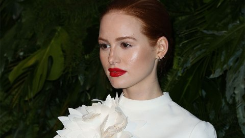 Madelaine Petsch's New Makeup Tutorial Is Definitely Worth Trying   StyleCaster