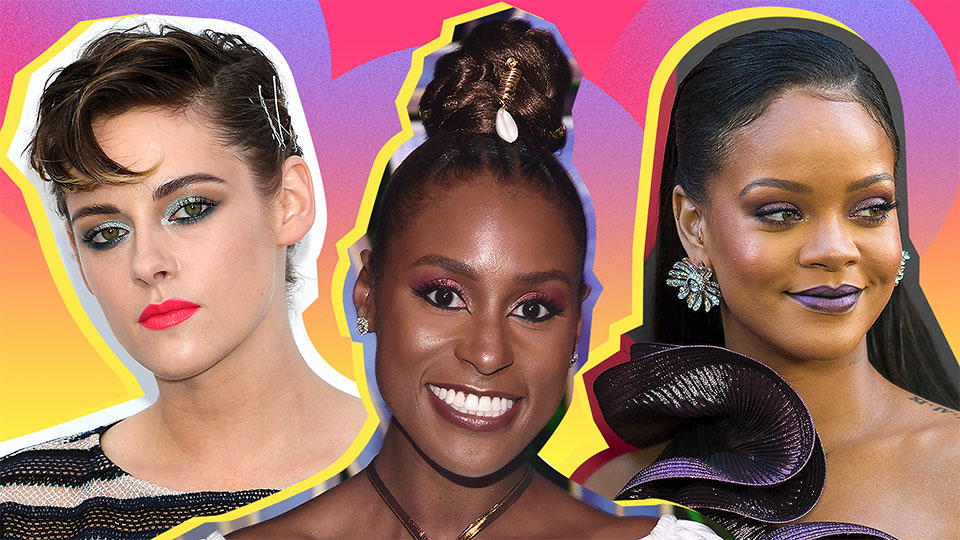 The 2018 Celebrity Makeup Moments We're Still Thinking About