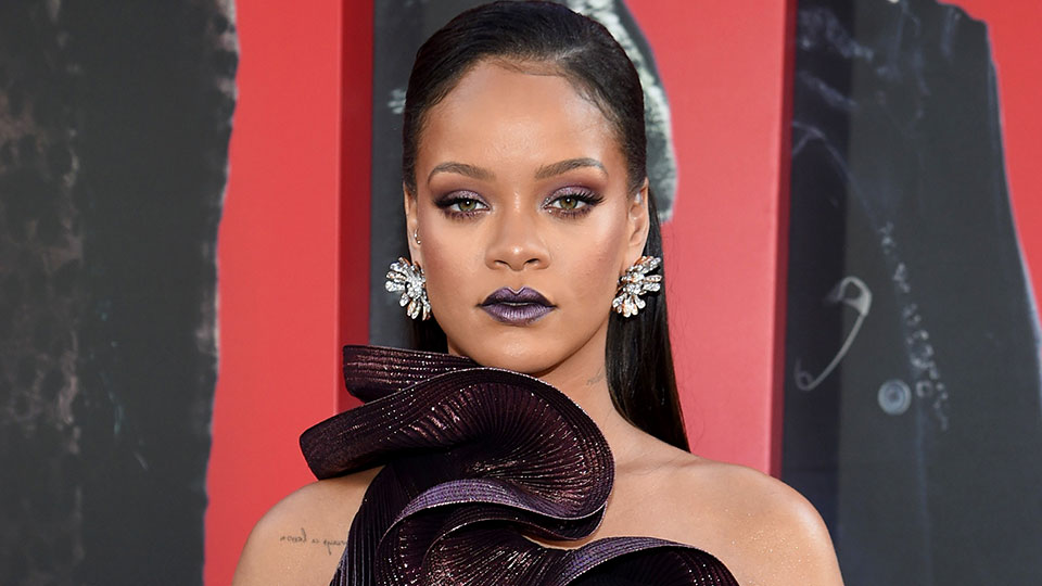 Did Rihanna Tease New Fenty Beauty Products at the 'Ocean's 8' Premiere?