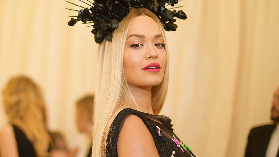 Rita Ora Joins the Redhead Club With a Fiery New Look