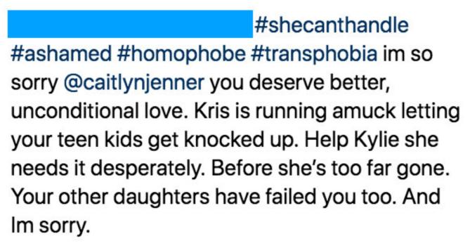 screen shot 2018 06 18 at 11 13 18 am Kylie Jenner Slammed for Disrespectful Photos of Caitlyn Jenner Pre Transition
