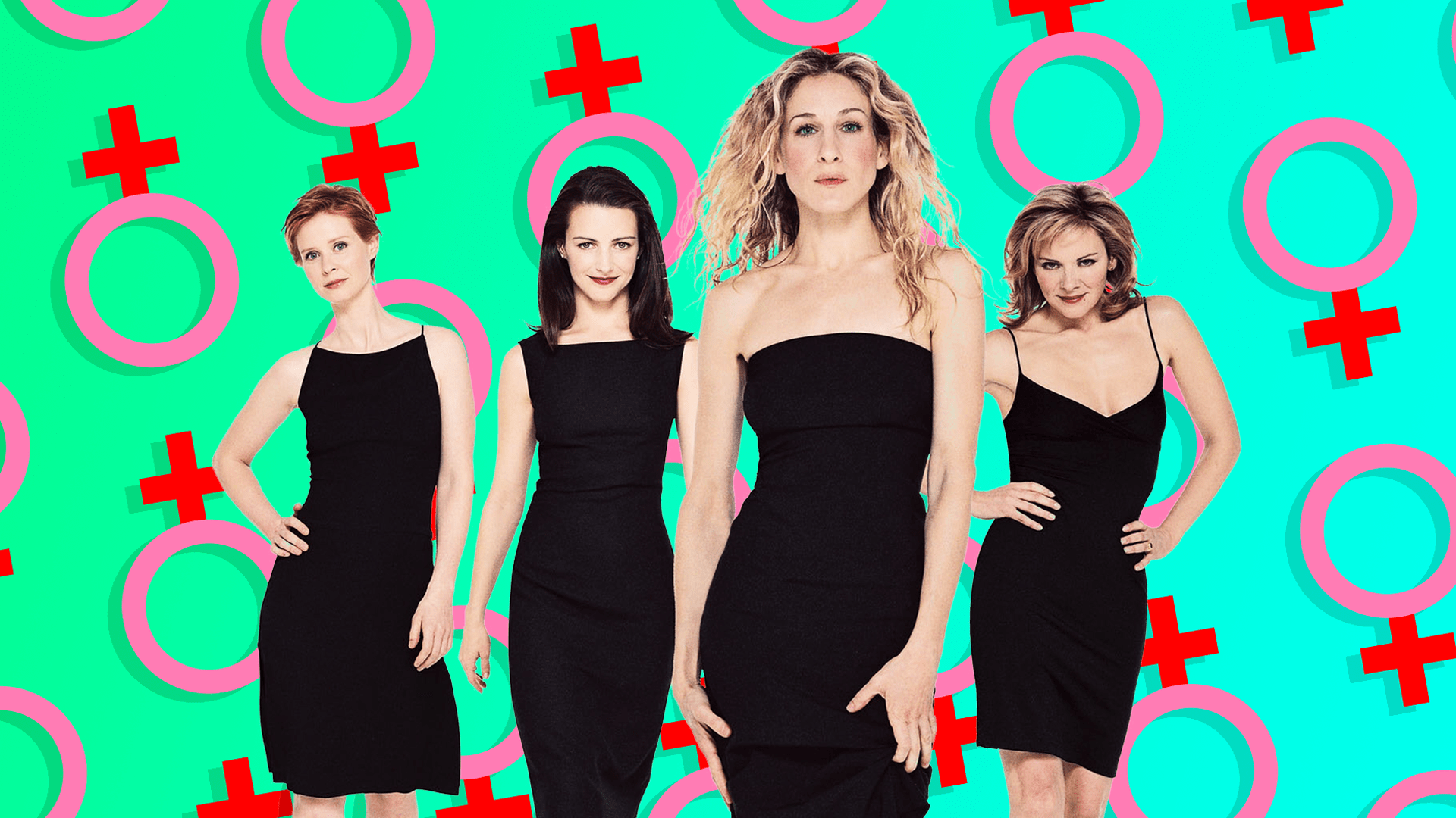 6 Times 'Sex and the City' Was Actually a Primer in Women's Health