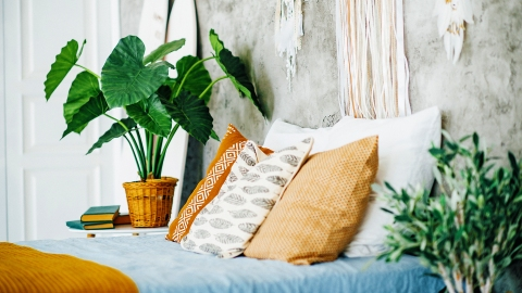 57 Bohemian Bedrooms That'll Make You Want to Redecorate ASAP   StyleCaster