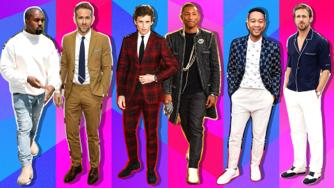 The Ultimate Best-Dressed Hollywood Dads List   StyleCaster