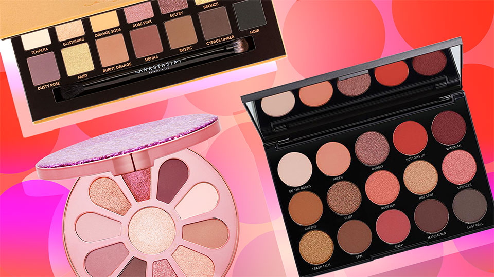 15 Warm-Toned Eyeshadow Palettes to Pair with Your Summer Tan