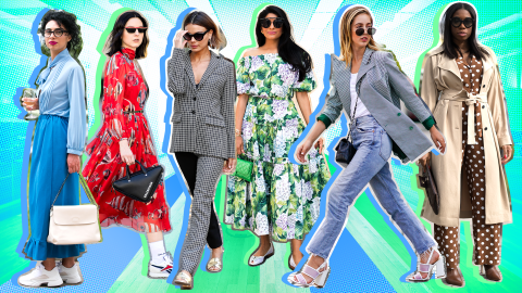 A Street Style Guide to Summer Work Style | StyleCaster