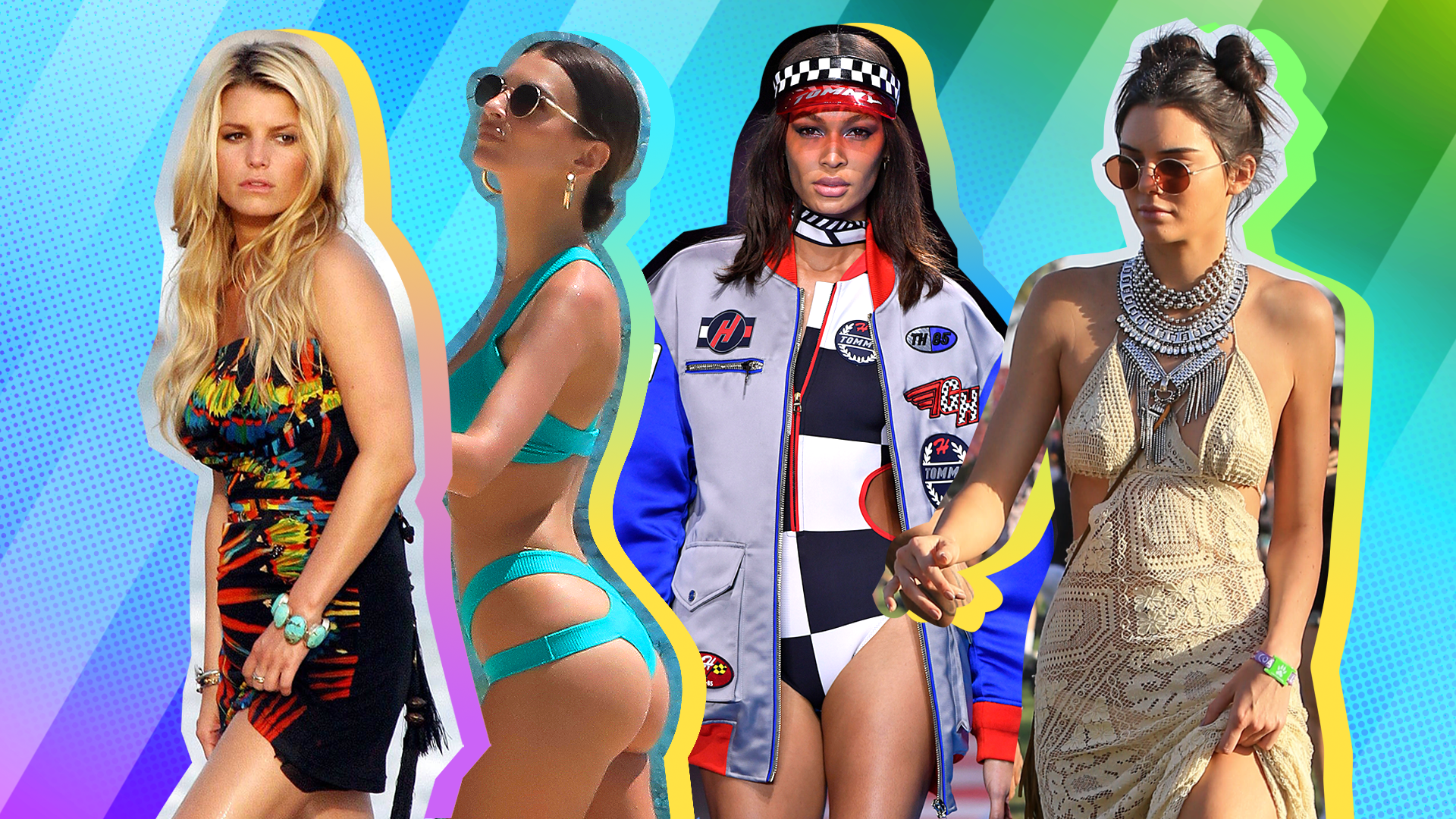 Celebrity Swimsuits