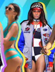Sizzling Celebrity Swimsuit Lines to Shop This Summer