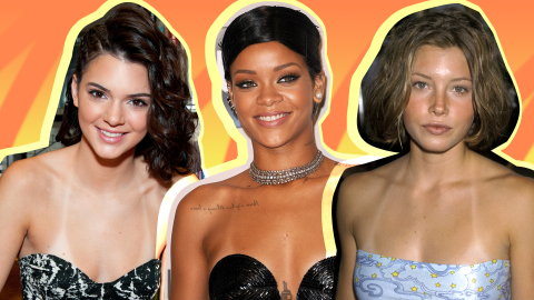 Celeb Tan Line Pictures to Make You Feel Better About Yours | StyleCaster