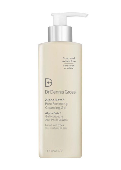 texture product dennis gross Celebrity Aesthetician Shani Dardens Tips for Improving Skin Texture