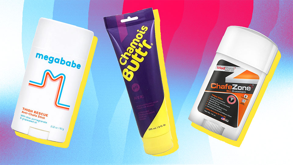 The Most Popular Anti-Chafing Products for Sweaty Thighs