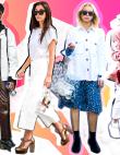 The Trendiest White Denim Pieces to Shop This Season