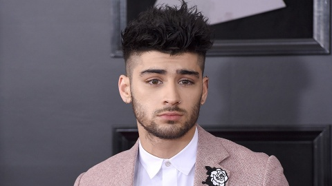 Zayn Malik's New Lavender Hair Is What Dreams Are Made Of | StyleCaster