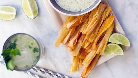 17 Creative Ways to Make Fries Without Using a Single Potato | StyleCaster