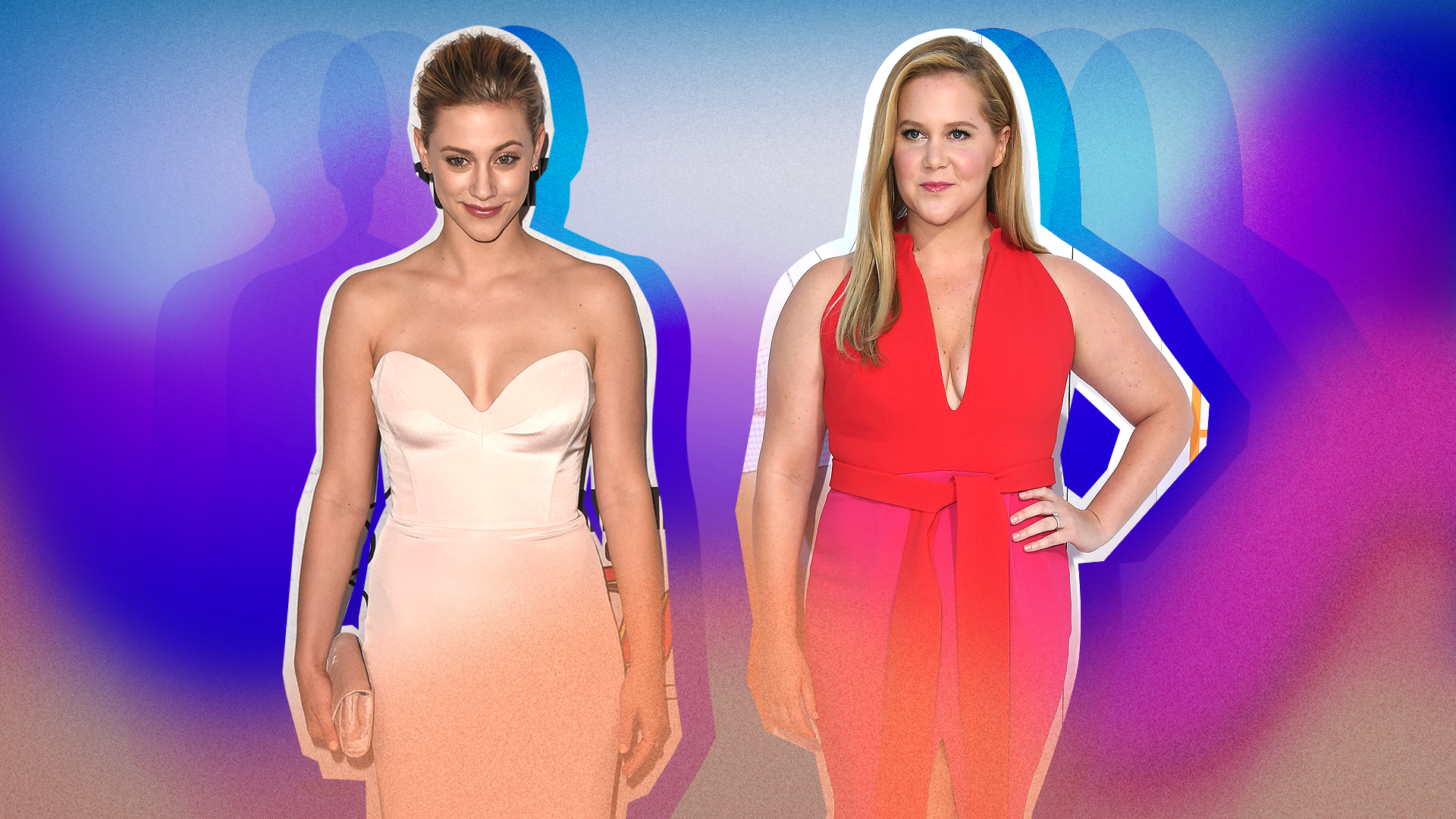 Celebs with Acceptable Bodies