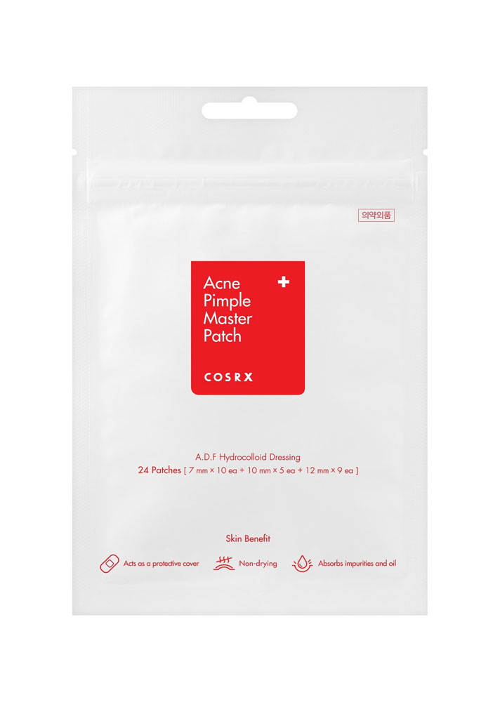 STYLECASTER | Best-Selling Skin Care on Amazon in 2017 | Cosrx Acne Pimple Master Patch