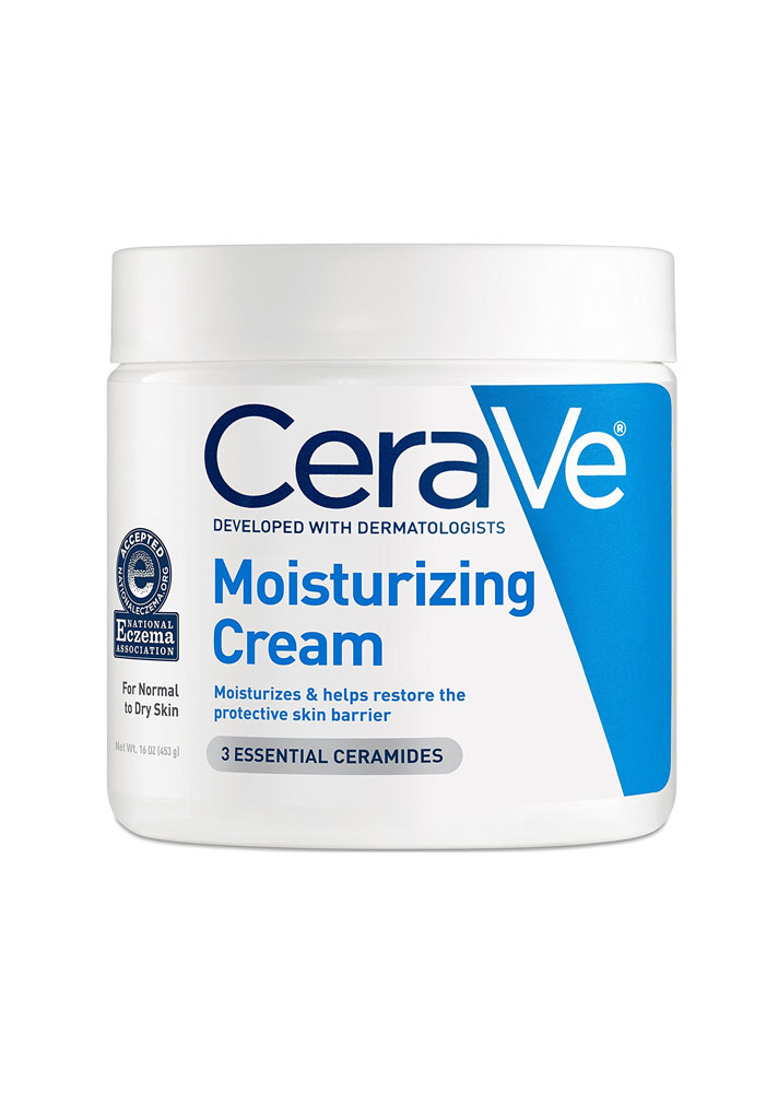 STYLECASTER | Best-Selling Skin Care on Amazon in 2017 | CeraVe Moisturizing Cream
