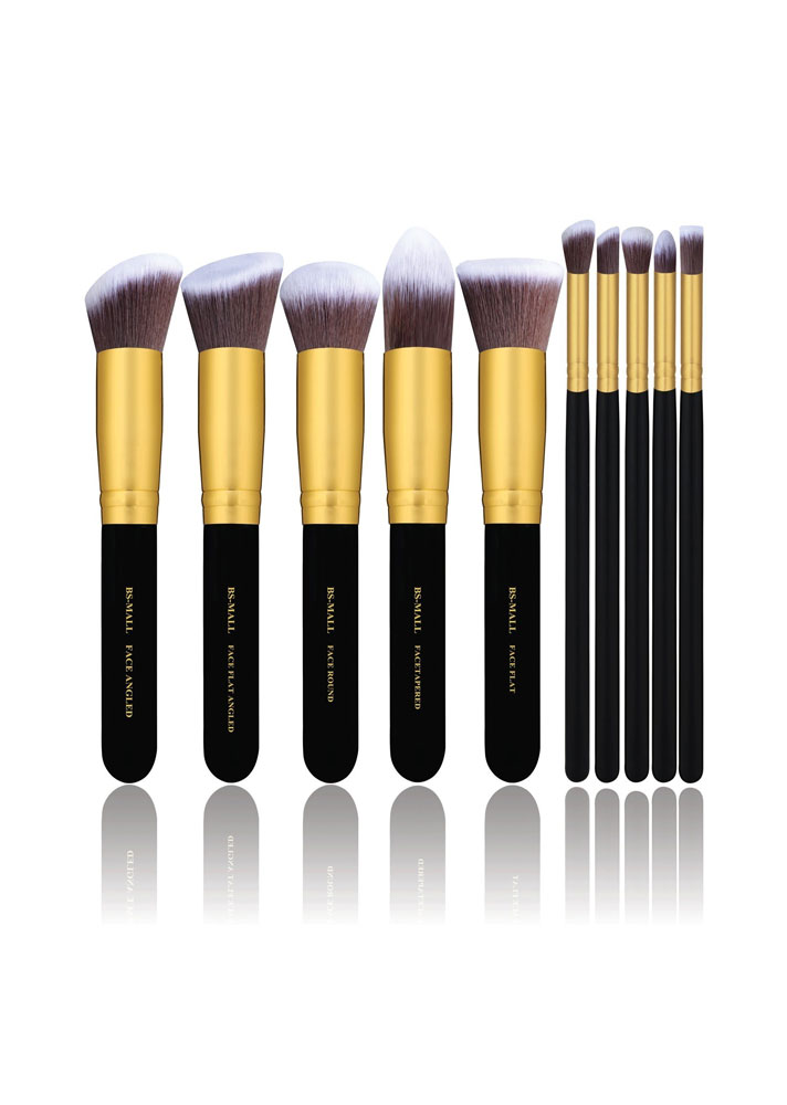 STYLECASTER | Best-Selling Skin Care on Amazon in 2017 | BS-MALL Makeup Brush Set