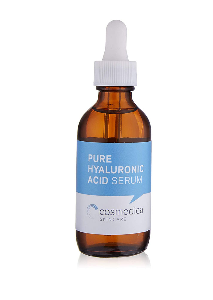 STYLECASTER | Best-Selling Skin Care on Amazon in 2017 | Cosmedica Hyaluronic Acid Serum