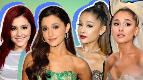 Ariana Grande's Beauty Evolution from Nick Star to Pop Princess | StyleCaster