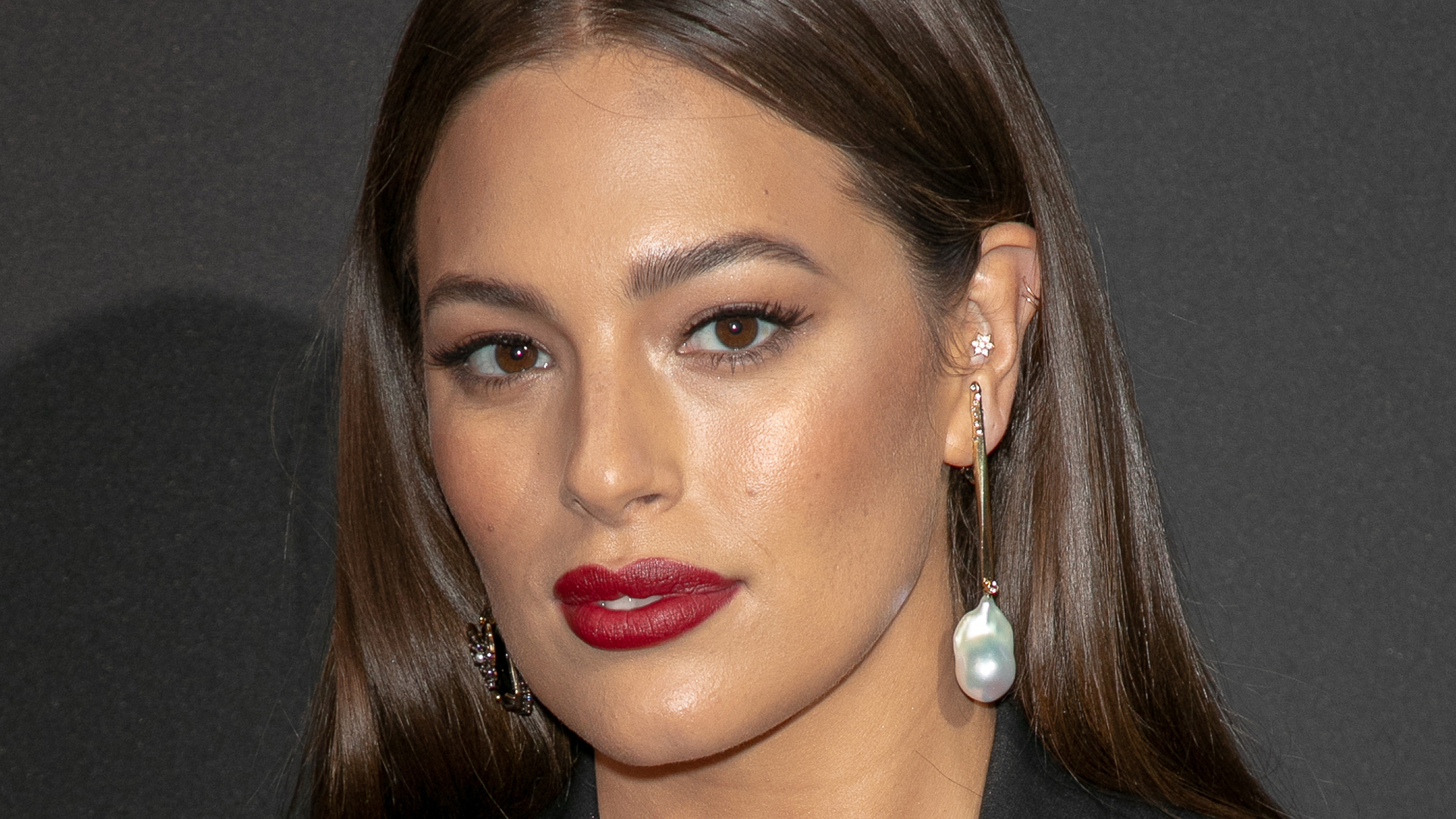 Ashley Graham's Lip Kit Is Back After Selling Out in 3 Hours