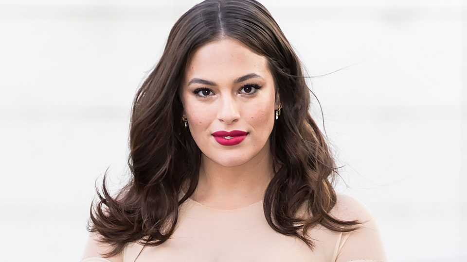 Ashley Graham Is Radiant in Up-Close and Personal Selfie