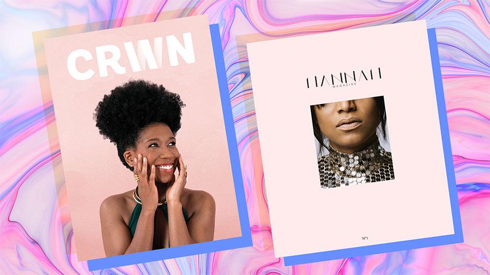 4 Beautifully Bound Print Magazines Championing Black Beauty