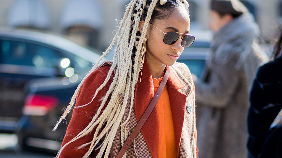 Insta-Inspo for Styling Your Box Braids This Summer and Beyond