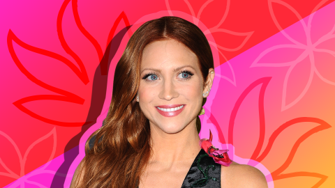 Take a Page Out of Brittany Snow's Food + Fitness Diary | StyleCaster