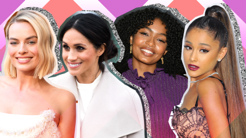 How to Re-Create Signature Celebrity Hairstyles | StyleCaster