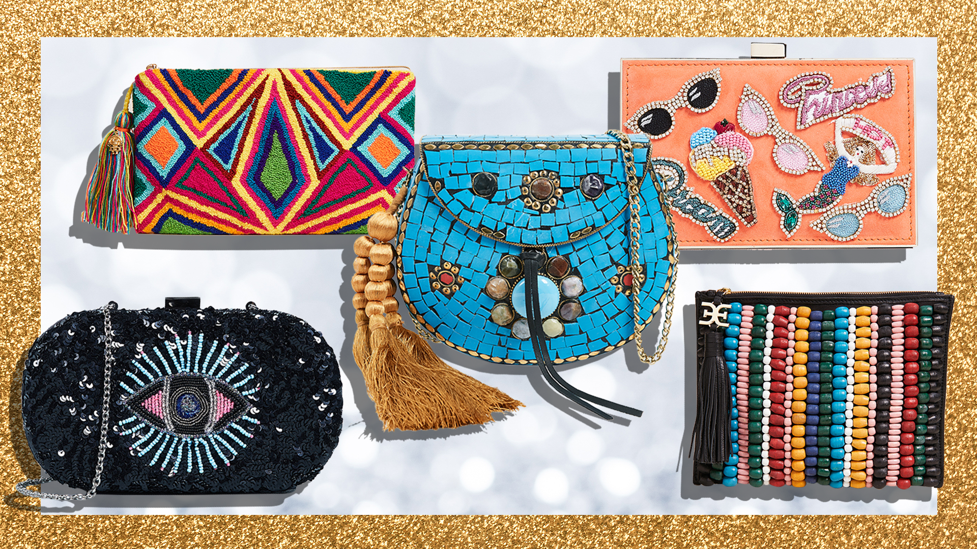 21 Reasons to Invest in an Intricate Embellished Clutch