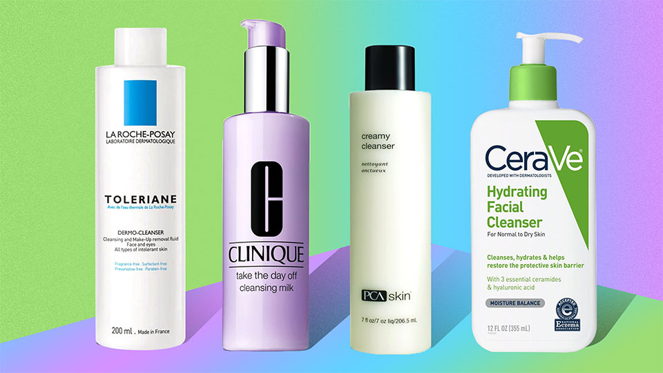 6 Expert-Recommended Cream Cleansers That'll Let Your Summer Skin Breathe