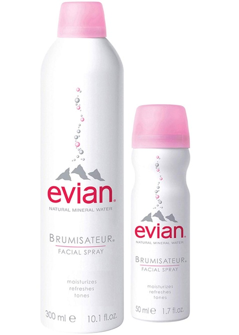 evian face mist 1 You Need at Least One of These Cooling Facial Mists to Beat the Heat