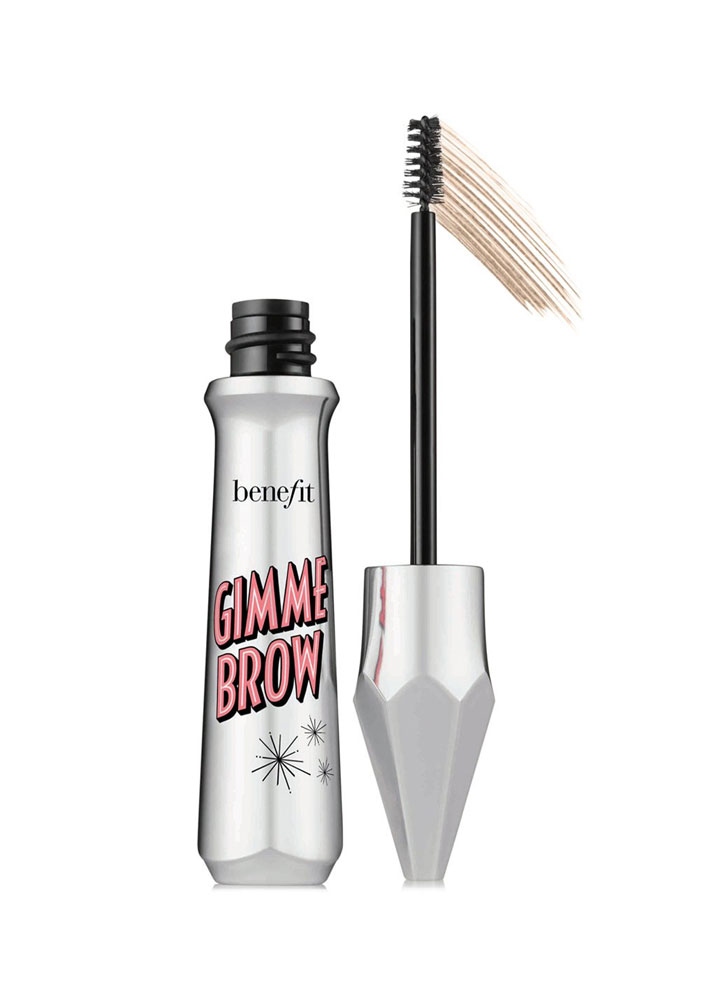 STYLECASTER | New Eyebrow Products 2018 | Benefit Brow Gel