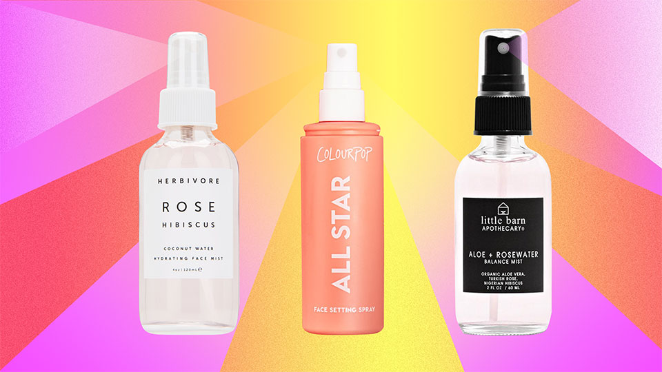 You Need at Least One of These Cooling Facial Mists to Beat the Heat