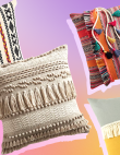 Fringe Pillows You (and Your Apartment) Need Now