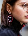 Everyone Is Wearing Face Earrings Right Now and We Don't Hate It