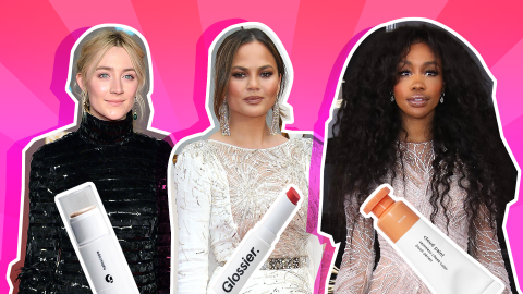 The Glossier Products Celebrities Swear By | StyleCaster