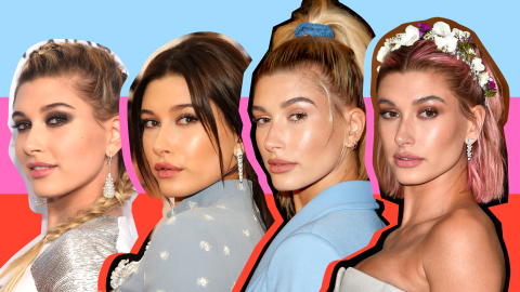 Hailey Baldwin's Beauty Evolution from Child Star to Rising Model | StyleCaster
