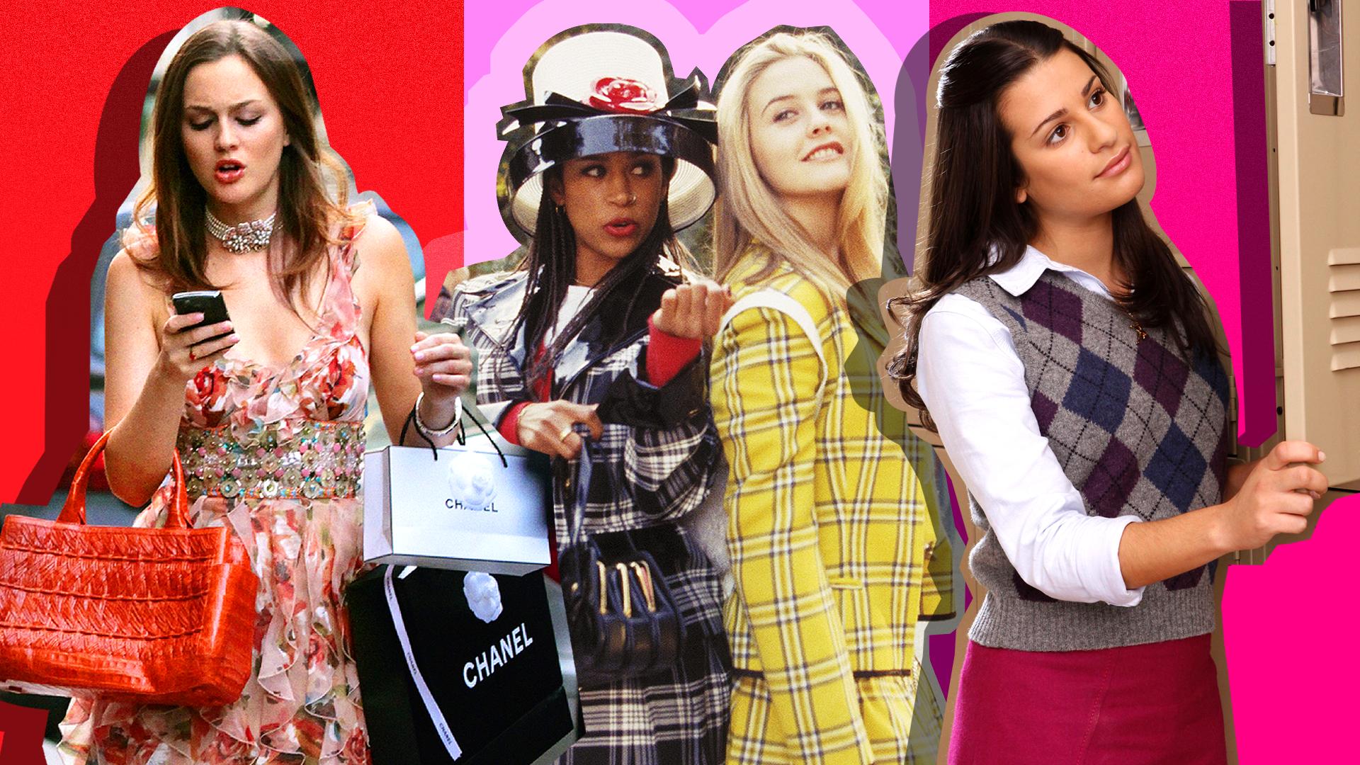 Fashionable High School Characters