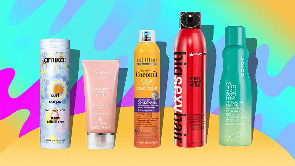 15 Styling Products That'll Shield Your Hair from the Summer Heat