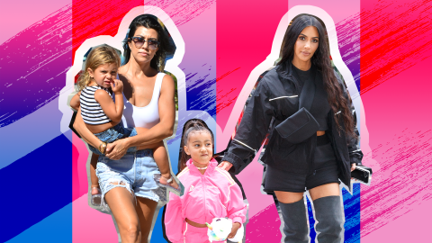 The Meanings Behind Each of the Kardashian-Jenner Baby Names | StyleCaster