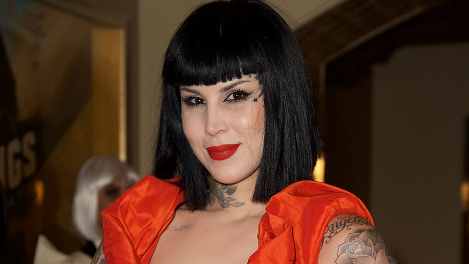 Kat Von D is Dropping 3 New Eyeliners and the First One is a Game-Changer
