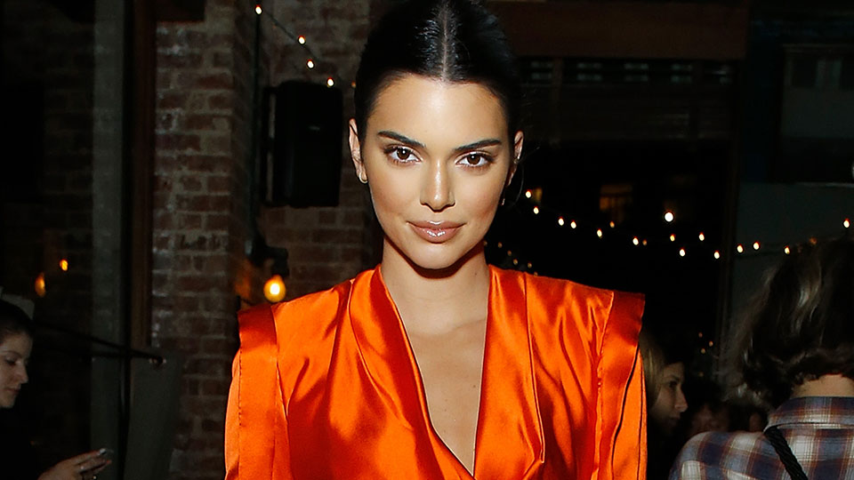 Kendall Jenner Wore an Ankle Purse, and We Have Some Questions