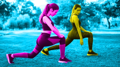 14 Exercises to Strengthen Your Thighs | StyleCaster